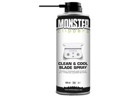 MONSTER Clipper Clean & Cool Spray 400ml